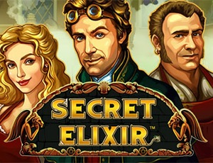 Игровой автомат Secret Elixir играть бесплатно и без регистраций